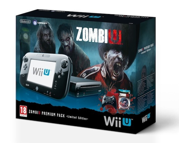 Wii U Premium pack Zombie U