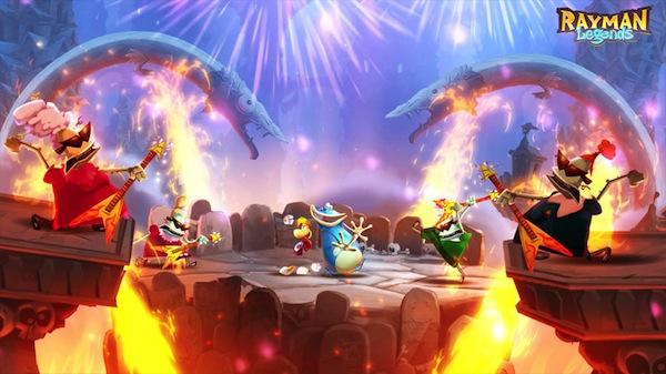 Rayman Legends_Wii U