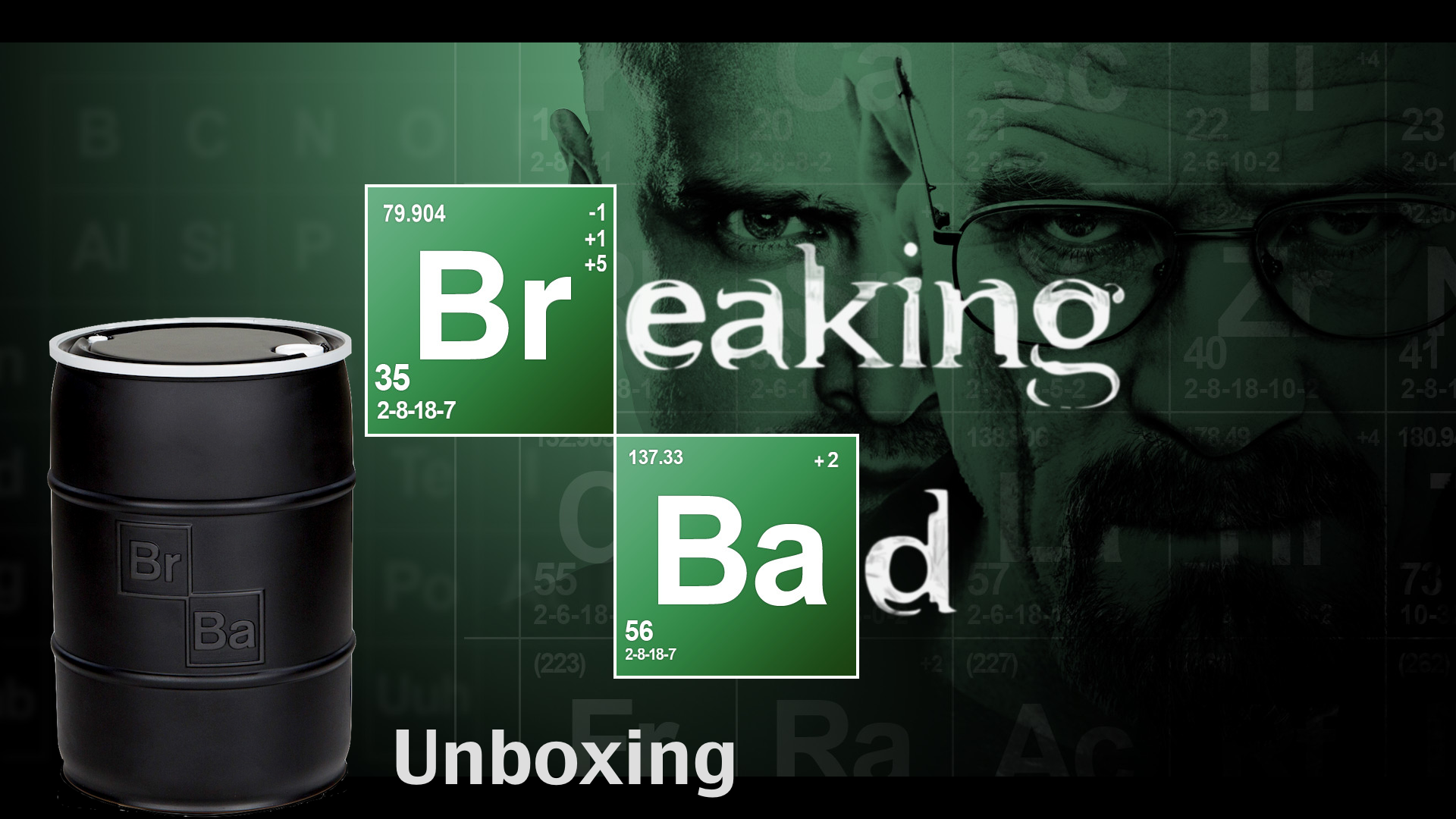 Barril Breaking Bad