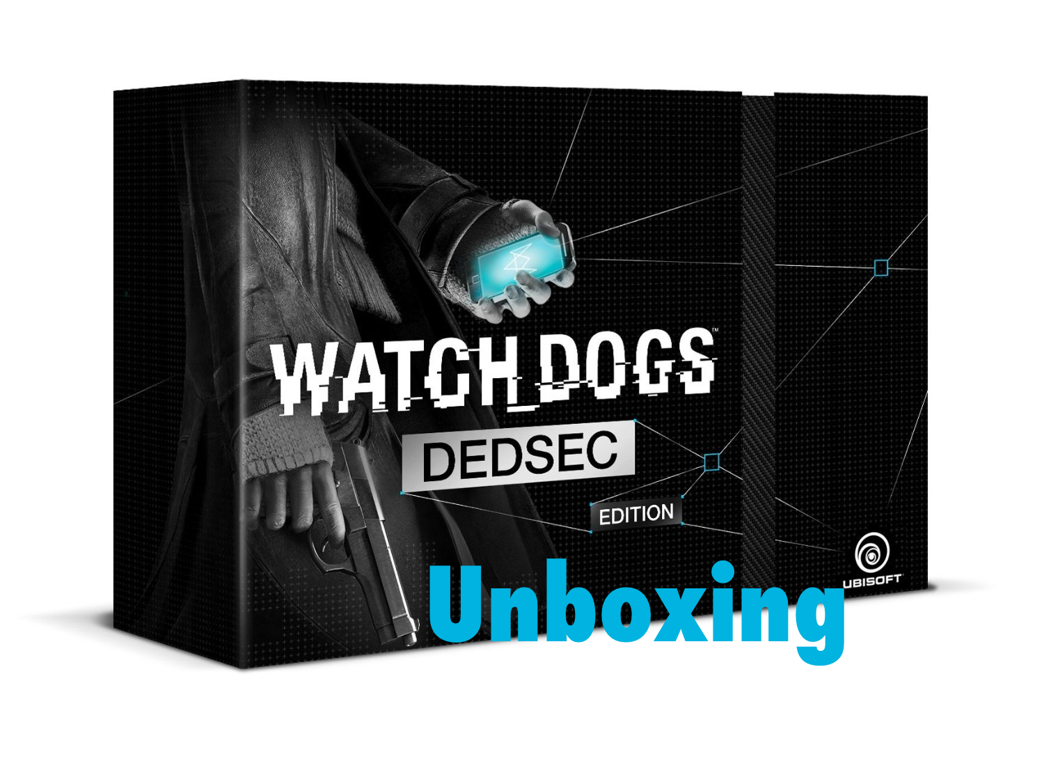 Watch Dogs DEDSEC ed