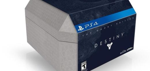 Destiny edición Espectro