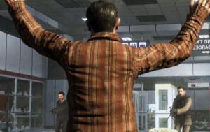 Escena polémica en Modern Warfare 2