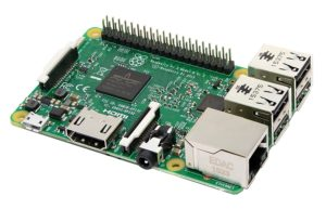 Raspberry Pi 3 en Amazon
